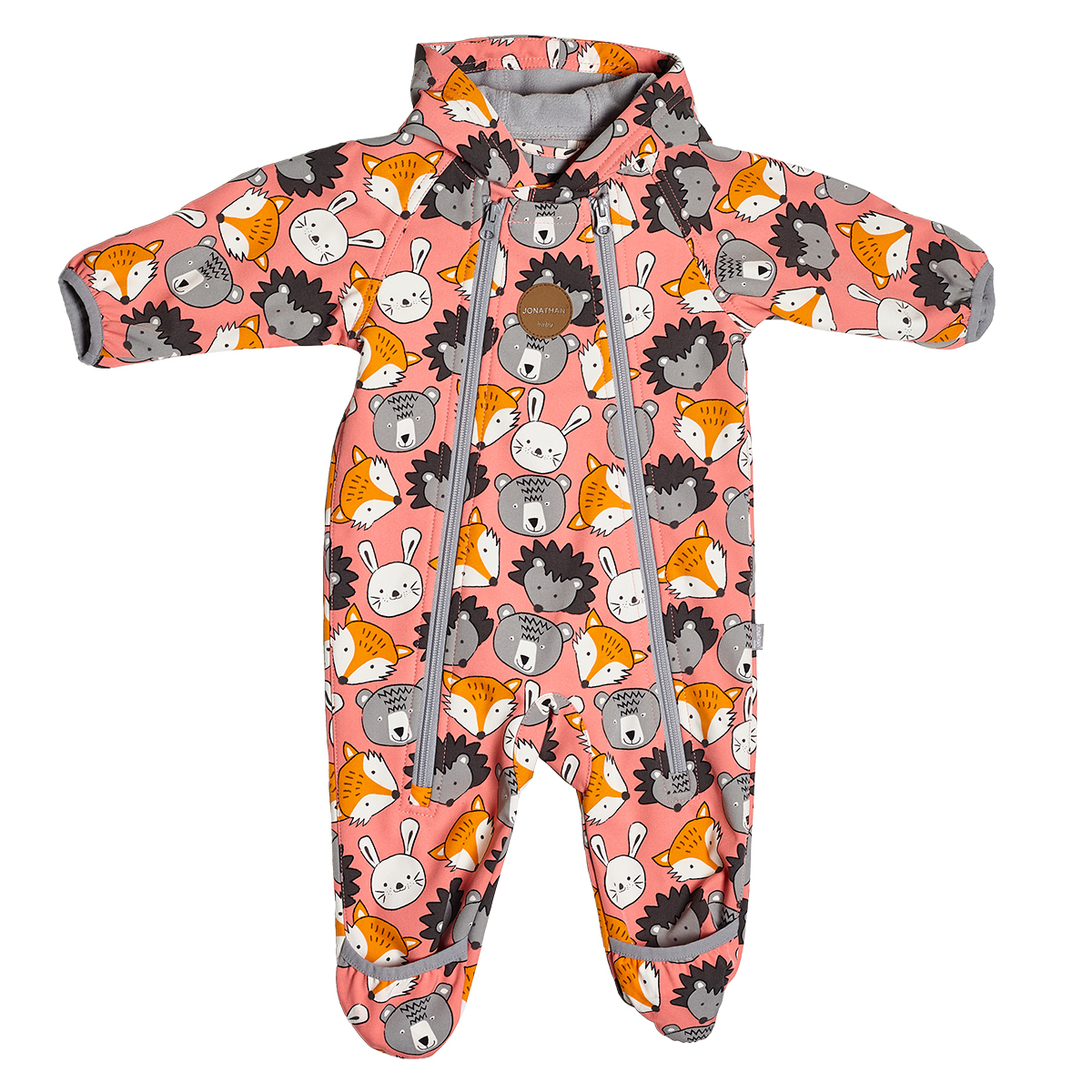 Vauvan haalari olkaimilla – katso neuleohje ja neulo näppärä ja suloinen vaate vauvalle!