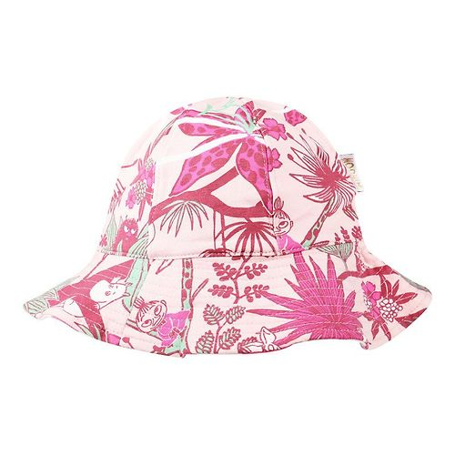 MOOMIN Jungle flower hat pink
